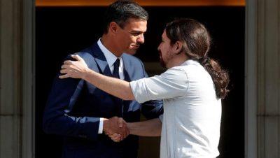 Podemos - PSOE - Fuente foto web - Data Urgente