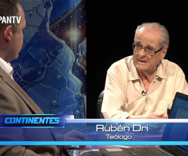 Sebastián Salgado - Continentes - Hispan TV - Data Urgente