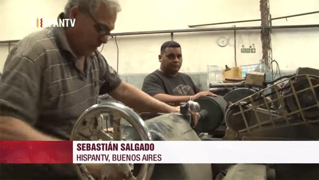 Sebastián Salgado - Hispan TV - Foto fuente Hispan TV - Data Urgente