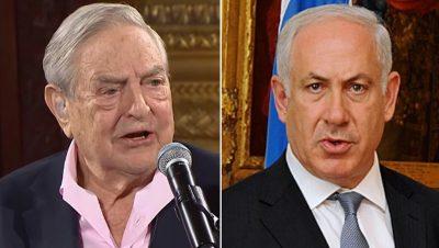 Soros - Netanyahu - Fuente web - Data Urgente