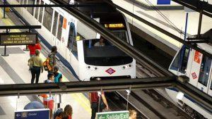 Subte en España - Fuente foto web - Data Urgente