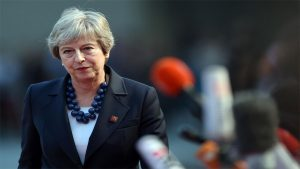 Theresa May - Fuente foto web - Data Urgente