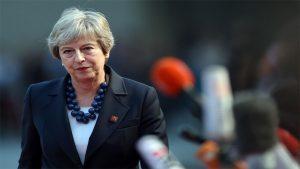 Theresa May - Fuente foto web - Data Urgente