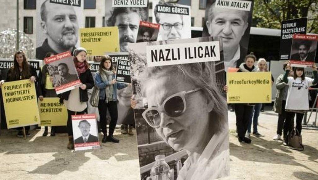 Turquía - Periodistas - Golpe de estado - Fuente El Intransigente - Data Urgente