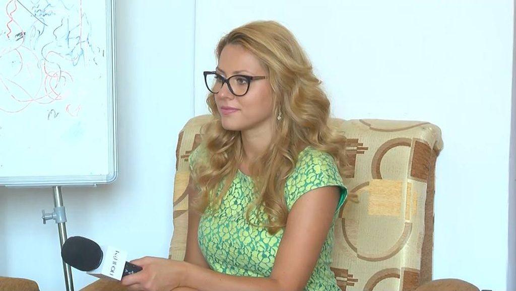 Victoria Marinova - Periodista - Bulgaria