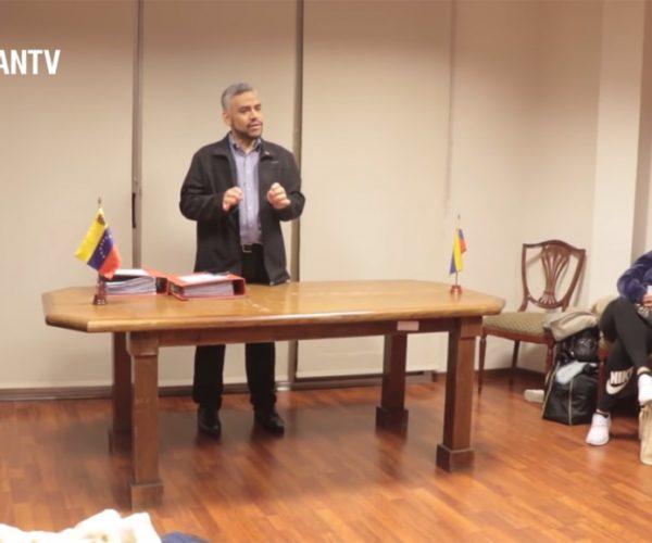 Vuelta a la patria - Fuente Hispan TV - Data Urgente