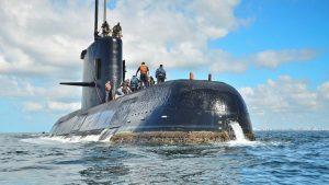 ARA San Juan - Submarino Argentino - Fuente web - Data Urgente