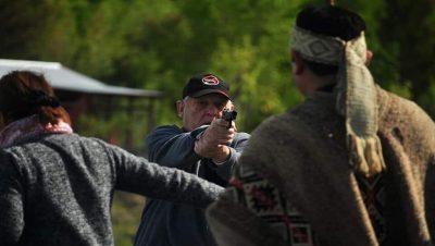 Agresión a Mapuches - Patagonia - Fuente foto web - Data Urgente