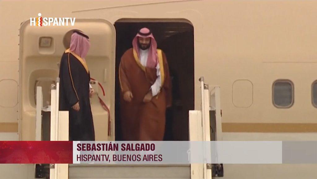 Bin Salman - Fuente foto Hispan TV - Data Urgente