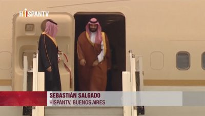 Bin Salman - Fuente foto Hispan TV - Data Urgente