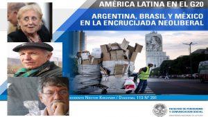 Charla - Periodismo La Plata - Argentina - Data Urgente