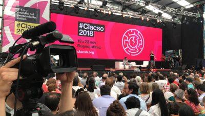 Clacso 2018 Fuente Foto Sebsastián Salgado - Data Urgente