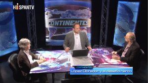 Continentes - López Obrador - Sebastián Salgado - Hispan Tv - Data Urgente