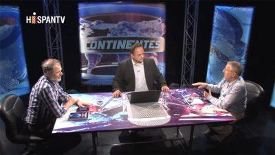Continentes - Sebastián Salgado - Fuente foto Hispan TV - Data Urgente