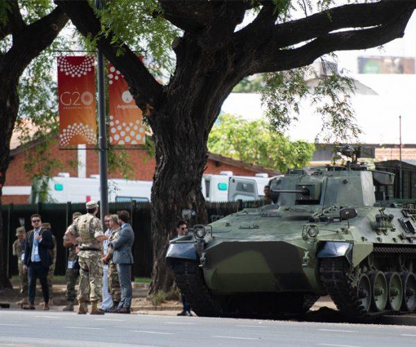 Cumbre G20 - Fotos - Fuente Resumen Latinoamericano - Data Urgente