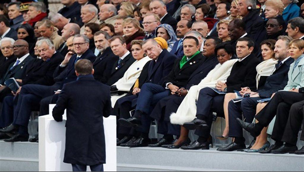 Emmanuel Macron - Patriotismo versus Nacionalismo - Fuente foto Europa Press - Data Urgente