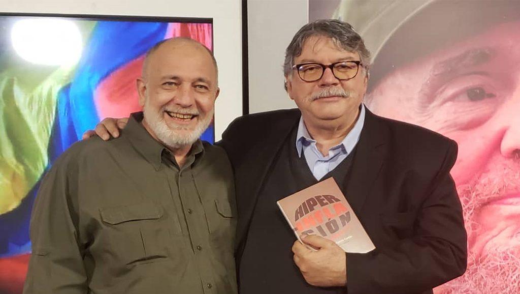 Fernando Buen Abad - La Hojilla - Fuente foto web - Data Urgente