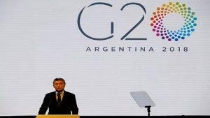 G20 Mauricio Macri - Fuente foto web - Data Urgente