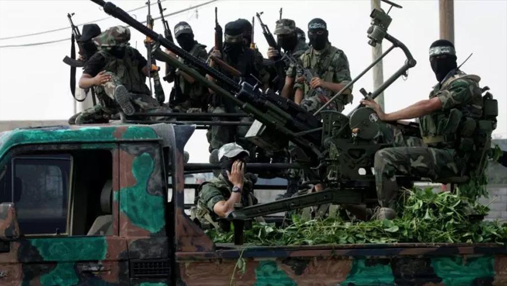 Hamas - Fuente foto web - Data Urgente