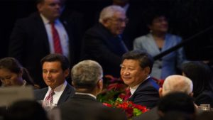 Kissinger - Xi Jinping - Fuente foto web - Data Urgente