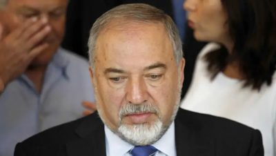 Lieberman - Fuente foto web - Data Urgente