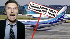 Macri - Aerolíneas