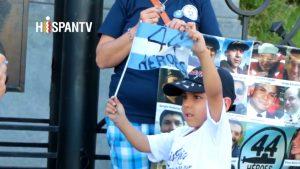 Niño - Sebastián Salgad - Ara San Juan - Hispan TV - Data Urgente