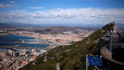 Peñon de Gibraltar - España - Fuente foto web - Data Urgente