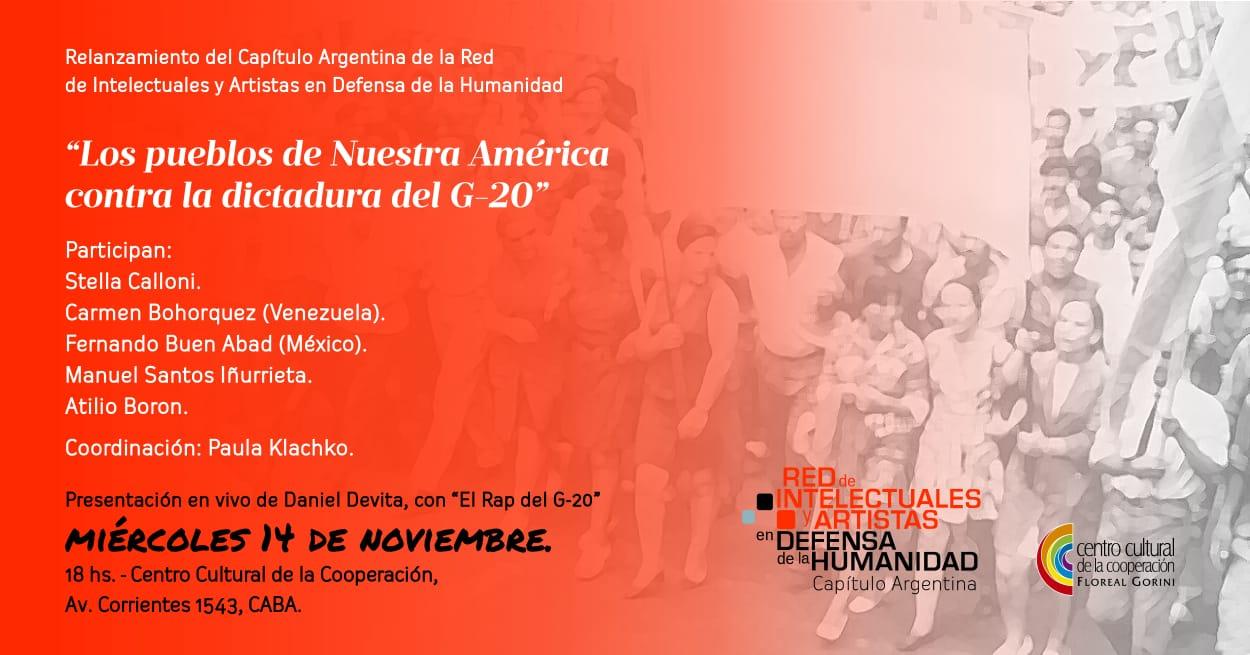 Red de Intelectuales - Capítulo Buenos Aires