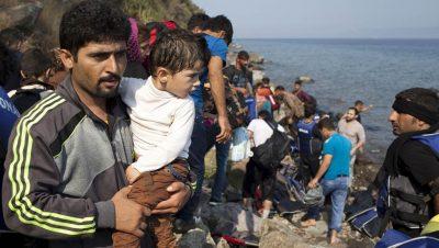 Refugiados - Migrantes - Fuente foto web - Data Urgente