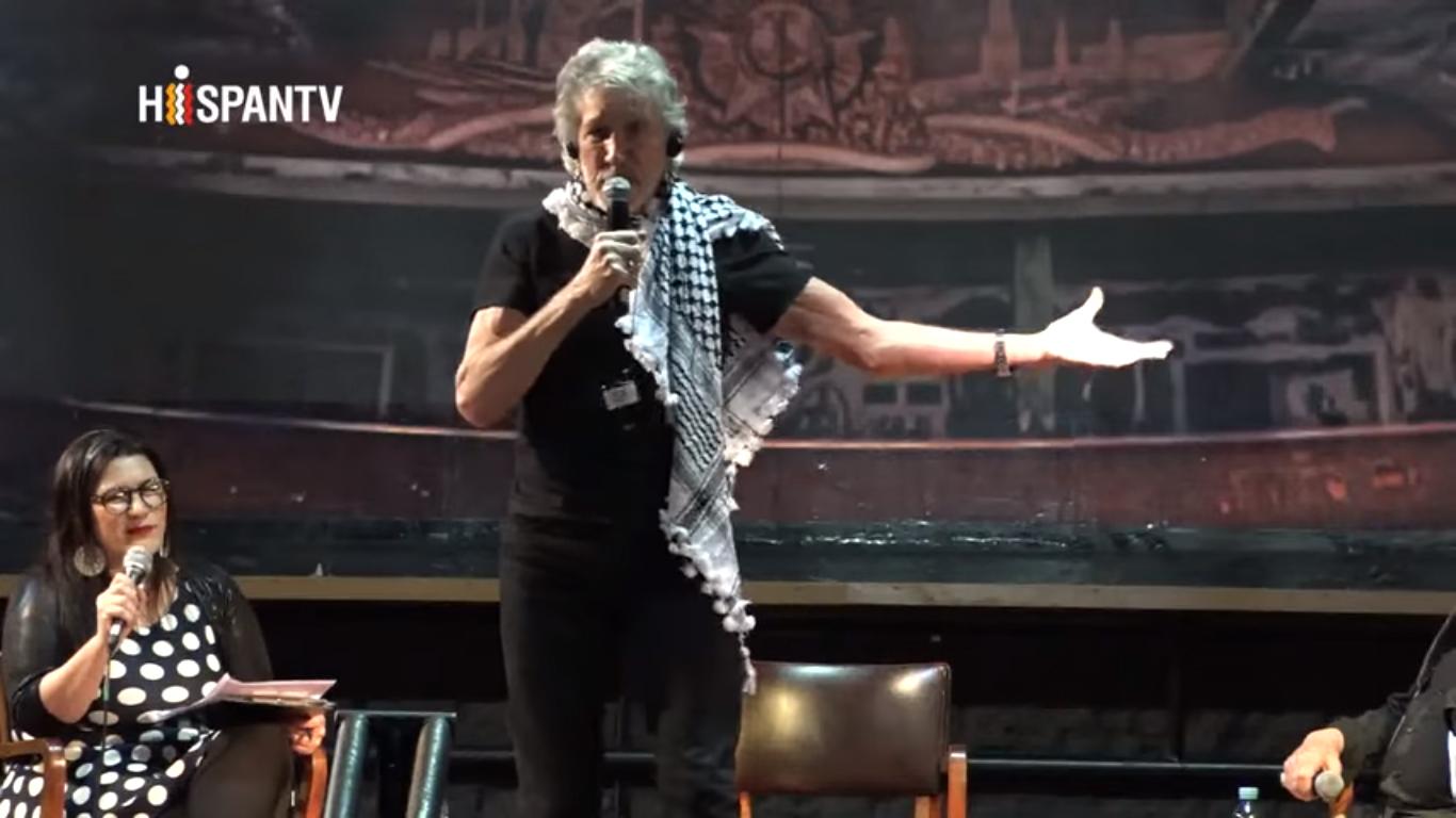 Roger Waters - Sebastián Salgado Hispan TV - Data Urgente
