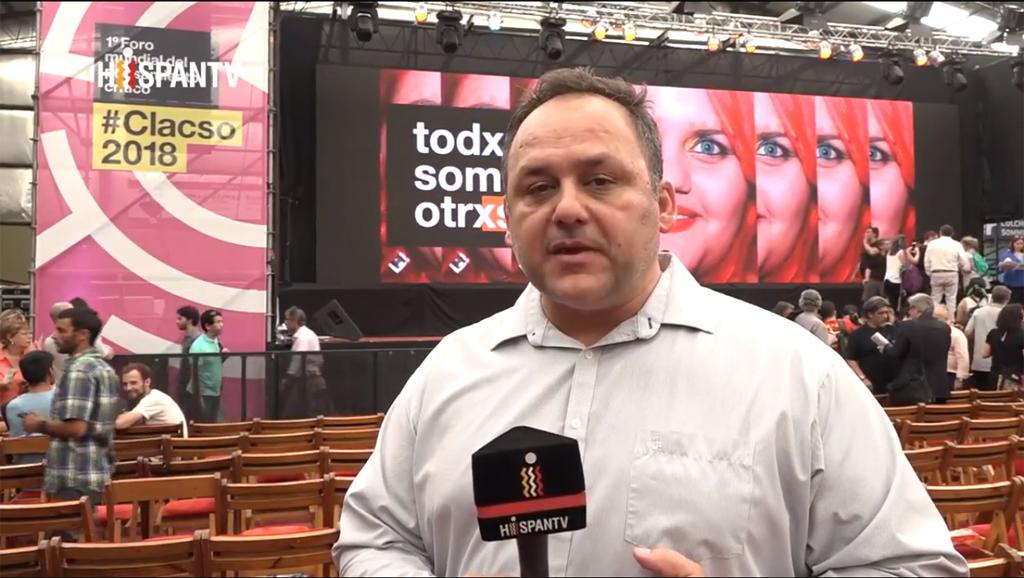 Sebastián Salgado - Hispan TV - Data Urgente