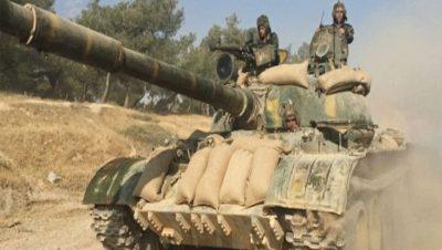 Siria - Fuente foto SANA - Data Urgente