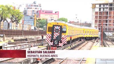 Trenes - Argentina - Fuente foto Hispan TV - Data Urgente