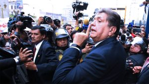 Alan García - Fuente foto web - Data Urgente