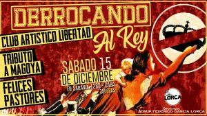 Derrocando al Rey - Fuente foto La Lorca - Data Urgente