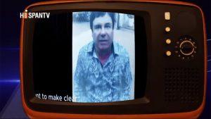 El Chapo - Continentes - Sebastián Salgado - Hispan Tv - Data Urgente