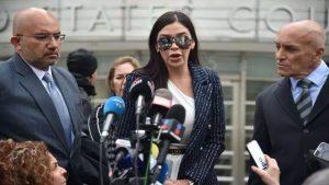 Emma Coronel - Esposa de El Chapo - Fuente foto web - Data Urgente