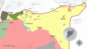 Francia en Siria - Turquía - Fuente foto Red Voltaire - Data Urgente