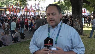 G20 - Sebastián Salgado - Fuente Hispan TV - Data Urgente