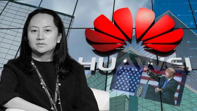 Huawei - Donald Trump - Fuente re mix - Data Urgente