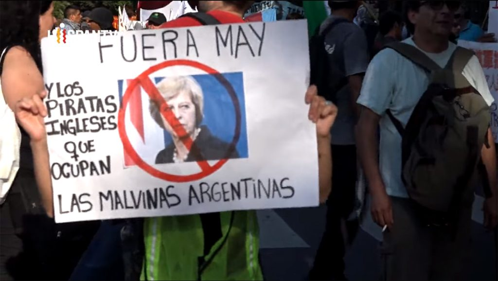 Islas Malvinas - Vuelos - Argentina - Fuente foto web - Data Urgente