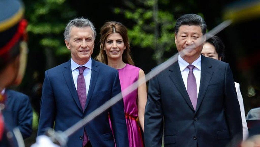 Macri Xi Jinping - Fuente foto web - Data Urgente