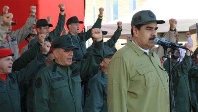 Maduro - Venezuela - Fuente foto web - Data Urgente