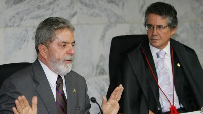 Marco Aurelio - Lula - Fuente foto web - Data Urgente