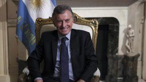 Mauricio Macri - Fuente foto Diario La Jornada - Data Urgente