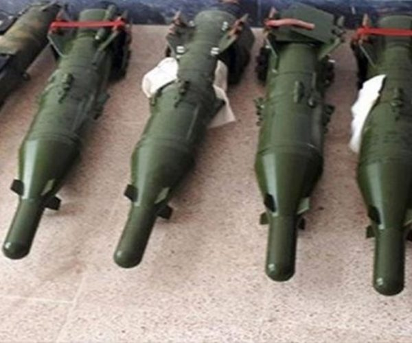 Misiles - Israel - Fuente foto web - Data Urgente