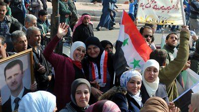 Siria - Suriana Lalli - Data Urgente