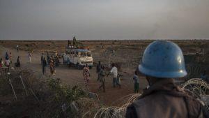 Sudán del Sur - Violencia sexual - Mujeres - Fuente foto web - Data Urgente