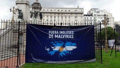 186 años de usurpación - Malvinas - Edgardo Esteban - GPS - Data Urgente